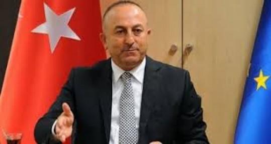 """""""ÖNEMLİ OLAN KIBRIS'TA MÜZAKERELERİ SÜRDÜRMEK''"""