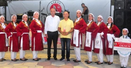 OZANKÖY PEKMEZ FESTİVALİ SONA ERDİ