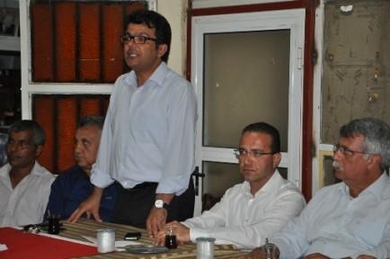 Paşaköy'deki toplantıya katılan halk içini döktü!