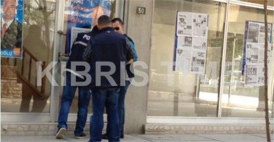 POLİS GÖREV BAŞINDA!
