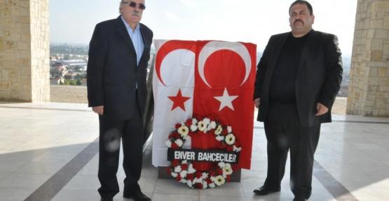 'Rahat uyu Kıbrıs Türkü'nün lideri...'