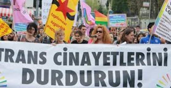 """""""SESSİZ KALINARAK TRANS CİNAYETLERİ MEŞRULAŞTIRILIYOR"""""""