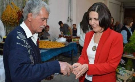 SİBER, LEFKE HURMA FESTİVALİ'NDEYDİ