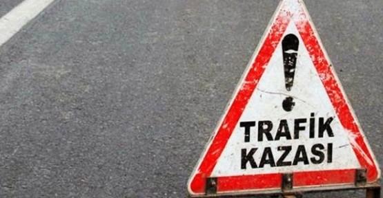 SON BİR HAFTADA 60 TRAFİK KAZASI