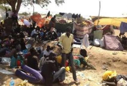 SUDAN'A MÜLTECİ AKINI