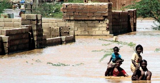 SUDAN'DA SEL FELAKETİ