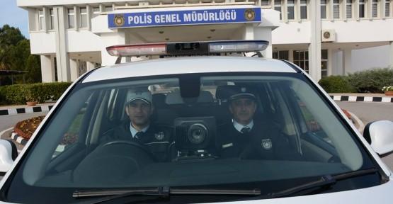 SÜRAT TESPİTİ YAPAN MOBİL POLİS ARACI 1 ŞUBAT'TAN İTİBAREN YOLLARDA