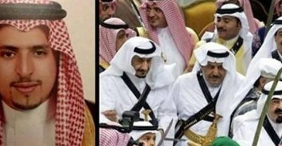 Suudi prens Suudi rejimi yerden yere vurdu