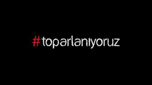"""""""TAKSİM'DE YAŞANANLAR KABUL EDİLEMEZ"""""""