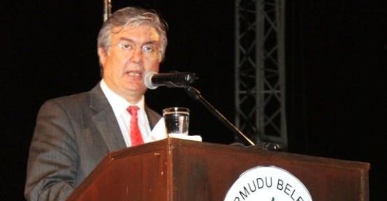 """TC BÜYÜKELÇİSİ AKÇA, """"BASIN GÜNÜ""""NÜ KUTLADI"""