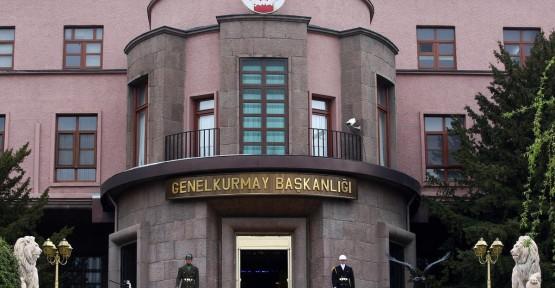 TC GENELKURMAY BAŞKANI ÖZEL, KORKUT'U KABUL ETTİ