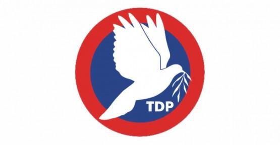 TDP'DE TAM YETKİ MYK'DA