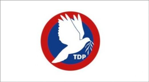 TDP'DEN BİR HEYET İNGİLTERE'YE GİDİYOR