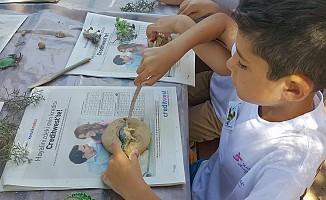 Parkeoloji Çocuk Etkinliği gerçekleşti