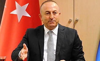 """Çavuşoğlu: """"Tek taraflı faaliyetlerine duyarsız kalamayız"""""""