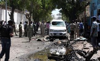 Somali'de bombalı saldırı: 23 ÖLÜ