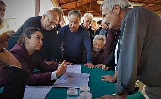 Baybars, Doğancı'da uyuşmazlıklarla ilgili toplantıya katıldı