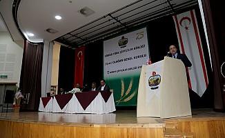 KTÇB 35'inci Olağan Genel Kurulu toplandı.