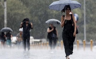 Haftasonu yağmur bekleniyor