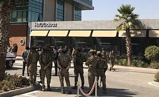 Erbil'de hain saldırı!