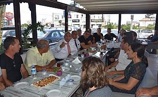Girne Batı Çevre Yolu konusunda toplantı yapıldı