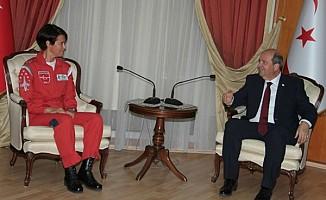 """""""Kıbrıs Türk halkı Türk pilotlarını takdirle anıyor"""""""
