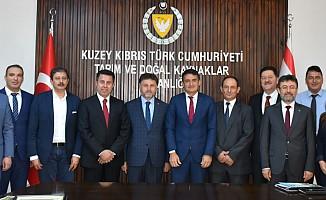 KKTC'deki çiftçiden Türkiye'ye sözleşmeli üretim