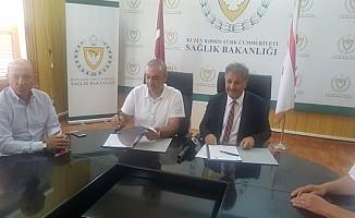 KTFF ile Sağlık Bakanlığı arasında protokol imzalandı