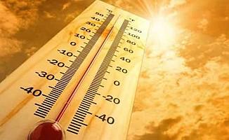 Sıcak hava devam edecek...