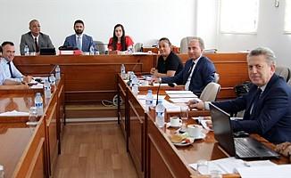 Yeni bir kamu mali yönetim sistemi için komite toplandı
