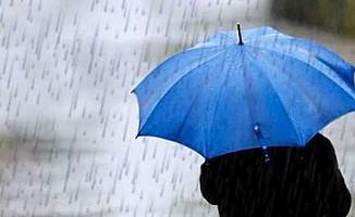 Yer yer sağanak yağmur bekleniyor…