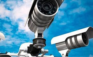 680 kamera kentleri gözetleyecek...