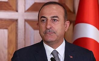 Çavuşoğlu'ndan 'Kıbrıs Türkü' vurgusu...