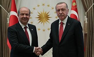 Erdoğan'dan Doğu Akdeniz mesajı...