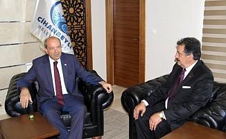 """""""KKTC, Türkiye Cumhuriyetinin desteğiyle bugünlere geldi"""""""