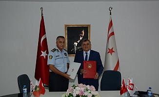 Polis ve UFÜ arasında işbirliği