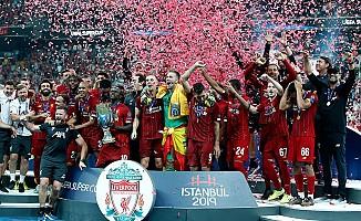 Süper Kupa Liverpool'un