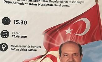 Tatar, Türkiye'ye gidiyor...