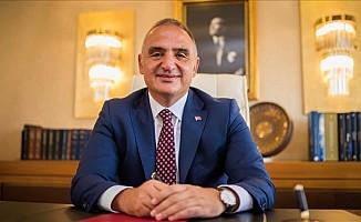 TC Kültür ve Turizm Bakanı Ersoy bu akşam adaya geliyor....