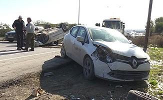 1 haftada 67 kaza meydana geldi...