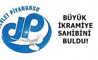 900 Bin TL'lik büyük ikramiye Girne'ye isabet etti