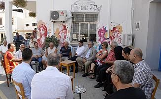 Akıncı'dan Tatar'a 'marjinal azınlık' cevabı...
