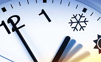 Kamuda kış mesai saatleri yarın başlıyor...