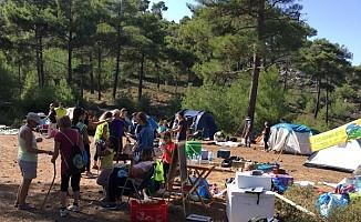 Kemal Saraçoğlu Vakfına'na 18 bin TL'lik katkı