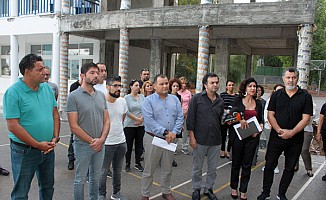 KTOEÖS Erenköy Lisesi'nde uyarı grevi yapacak