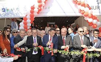 """Tatar, """"6. Anamur Tarım ve Gıda Fuarı""""nın açılışını yaptı"""