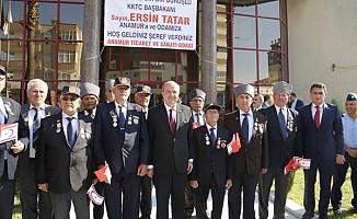"""Tatar: """"Muz yetiştiriciliğini KKTC'de de geliştireceğiz"""""""