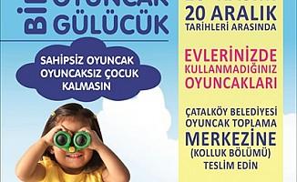 Çatalköy Belediyesi'nin sosyal sorumluluk projesi başlıyor