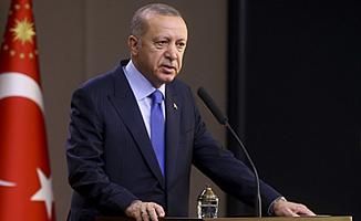 Erdoğan'dan AB'ne Kıbrıs mesajı...