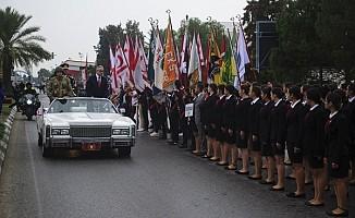 Lefkoşa'da Resmi Geçit Töreni yapıldı...